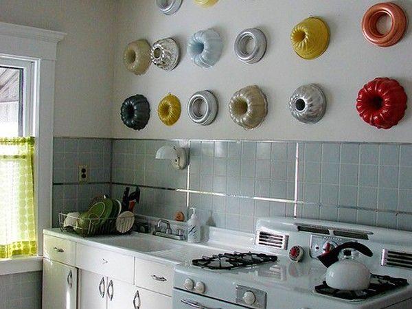 Идеи декора кухни