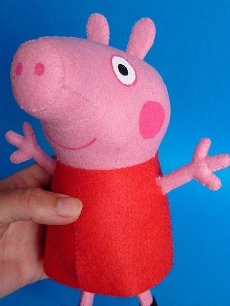Свинка пеппа своими руками игрушка