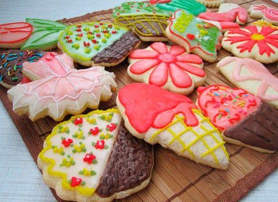 Оригинальное печенье, идеи.