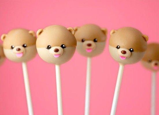 Идеи оформления кейк-попсов для детей