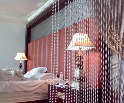 Межкомнатные шторы в интерьере, идеи.