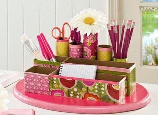 Коробочки своими руками для мелочей из картона