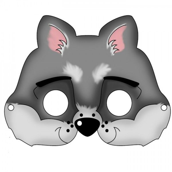 новогодние маски в домашних условиях