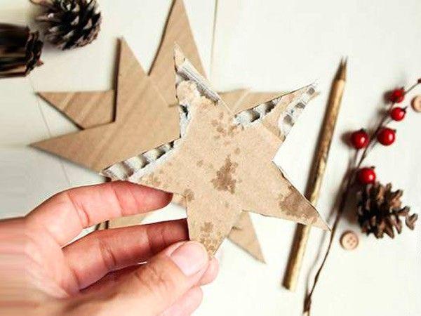 Рождественские поделки своими руками