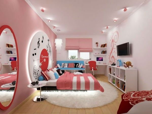 Комната для подростка. Идеи оформления