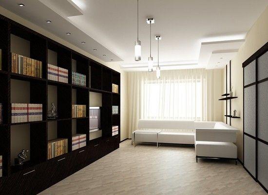 Не покупайте маленькие коврики, если в вашей квартире миниатюрные комнаты. Лучше, конечно же, постелить ламинат или паркет.