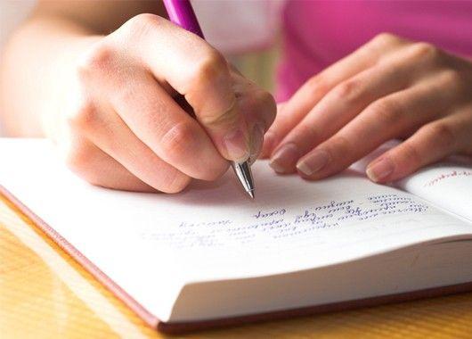 Разбивайте большие задания на более мелкие. Вместо того, чтобы за один вечер писать курсовую, вы можете настроиться чтобы писать по листу в день. Маленькие достижения сложатся в большую победу.