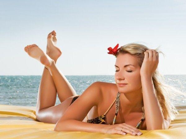 Не используйте на открытом солнце крем, предназначенный для солярия.