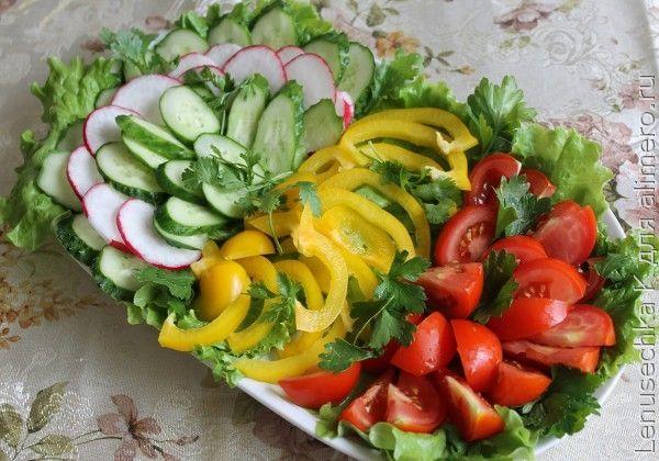 Здоровое питание. 5 советов