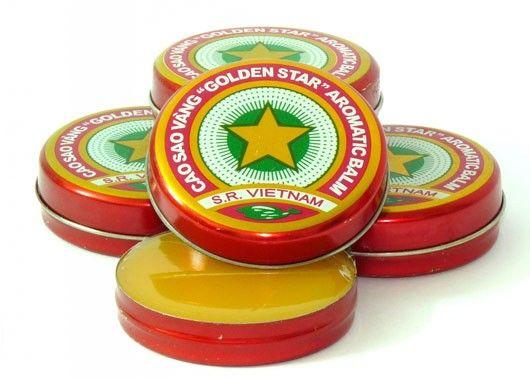 Лучше всего помогает бальзам Золотая звезда, в простонародье – звездочка.