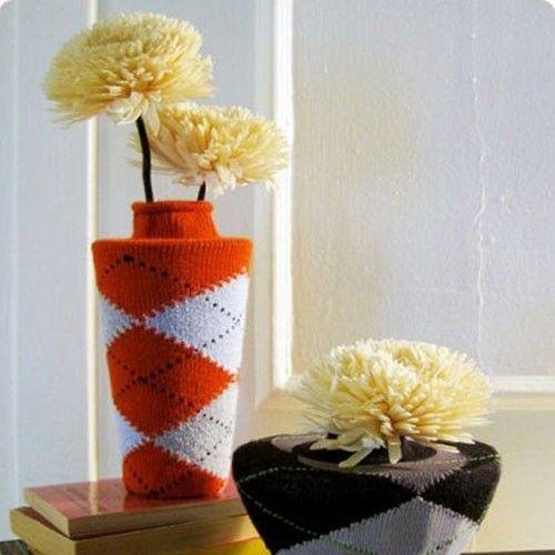 Идеи поделок из носков