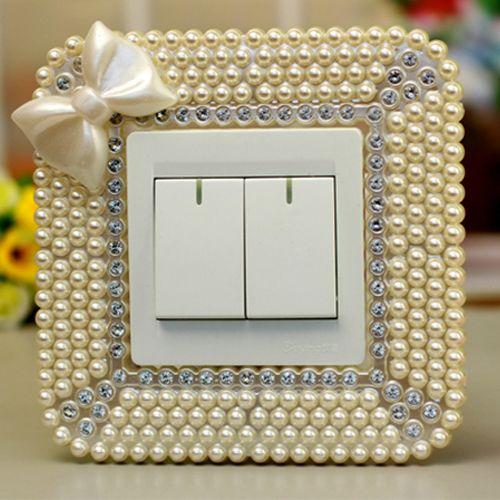 Декор выключателей своими руками фото
