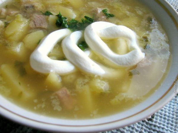 Шурпа - пошаговый рецепт с фото на Повар.ру