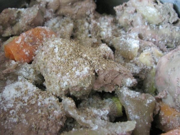 Индюшиный печеночный паштет