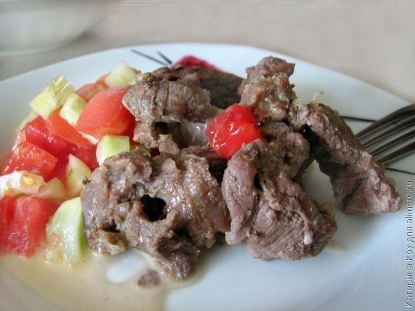 как сделать говядину мягкой и сочной при жарке