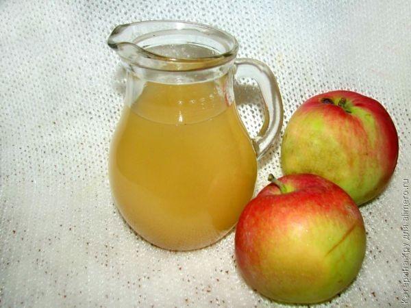 Как сделать яблочно-грушевый сок