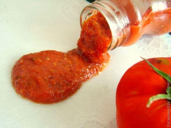 Кетчуп рецепты домашнего консервирования