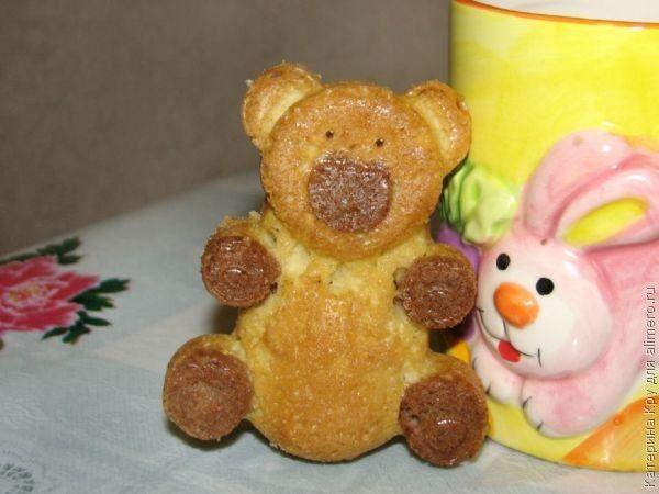 бисквит барни рецепт в домашних условиях