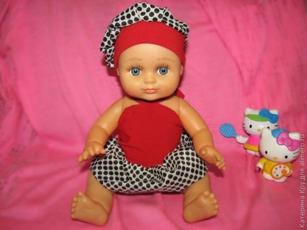 МК. Одежда для куклы