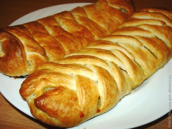 Тесто для кулебяки с капустой пошаговый рецепт с