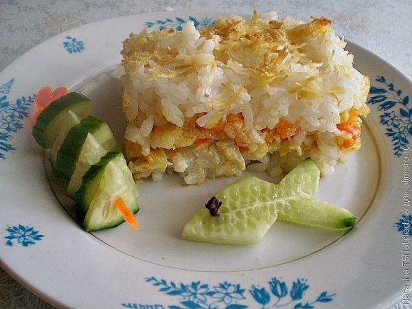 Рецепт салатов с фото торт из семги