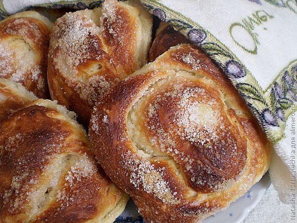 Вкусные булочки рецепт с фото пошагово — 4