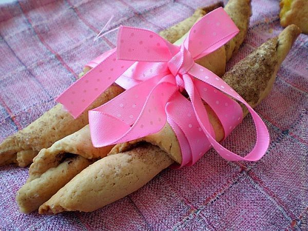 печенье с начинкой