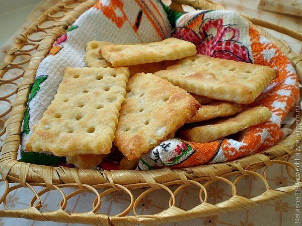 Картофельное печенье