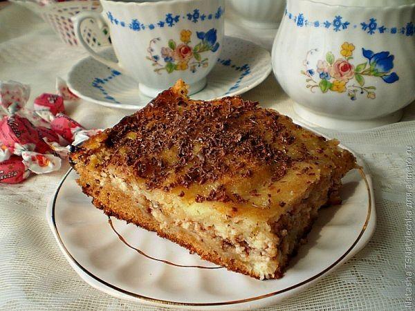 Пирог, сладкая выпечка