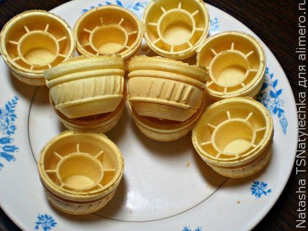 Закуски, тарталетки