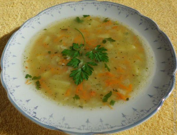 лучшие рецепты супов на курином бульоне