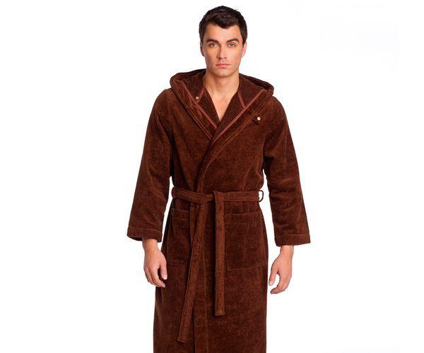 Теплый мягкий халат - отличный подарок любимому человеку. Мужчины ценят заботу. Не дайте любимому замерзнуть в зимние холода!