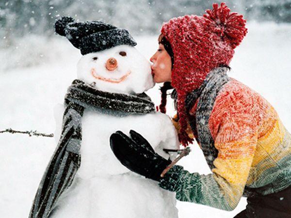 Девочки, а у вас уже зимнее настроение?