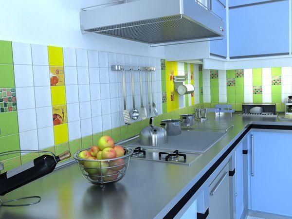 На любой кухне всегда находится большое количество текстильных элементов. Цветные шторы способны создать яркое настроение на весь день, а правильно подобранная контрастная скатерть будет положительно влиять на аппетит.