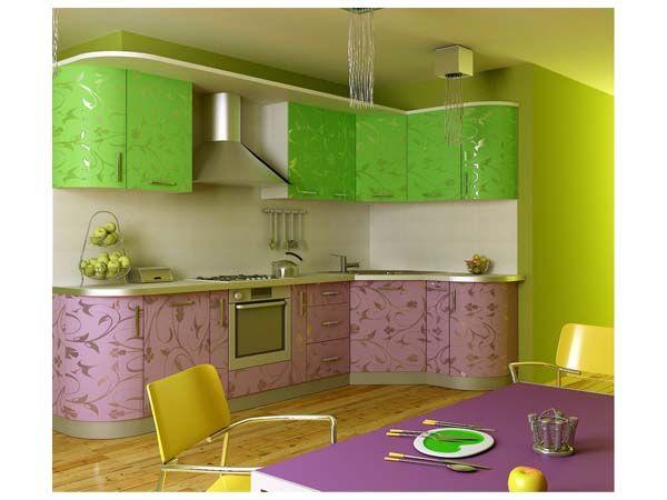 Для кухни лучше выбирать такие цвета, которые напоминают о солнце, море, экзотических фруктах, ягодах. Тогда вы в таком помещении круглогодично будете чувствовать себя как на отдыхе.