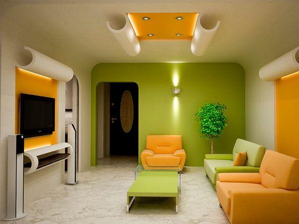 Есть стили оформления интерьеров, которые как раз отличаются яркими сочными красками, замысловатыми характерными принтами, фактурной отделкой. В их основе лежит сочетание нескольких оттенков, каждый из которых сам по себе привлекает внимание и может быть цветовым акцентом.