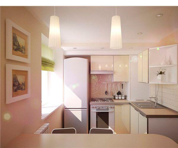 Что же касается цветовой гаммы, лучше всего будут смотреться светлые оттенки. Они помогут создать ощущение пространства и легкости.
