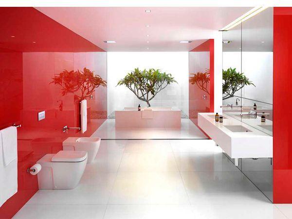 Красный цвет дает ощущение интимности, комфортности и положительной энергии. Однако, оттенок слишком коварный, чтобы его использовать в большом количестве.