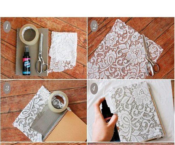 Как красиво оформить обложку