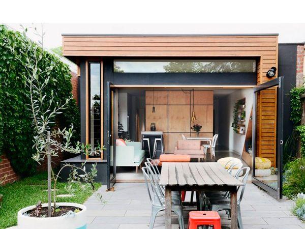 33 идеи обустройства двора частного дома