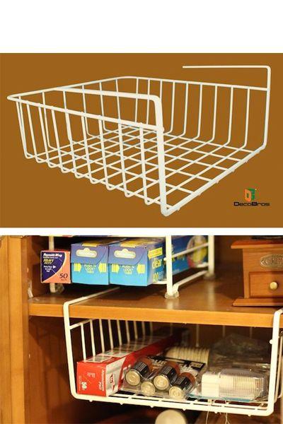 Гениальные идеи хранения, которые сэкономят место