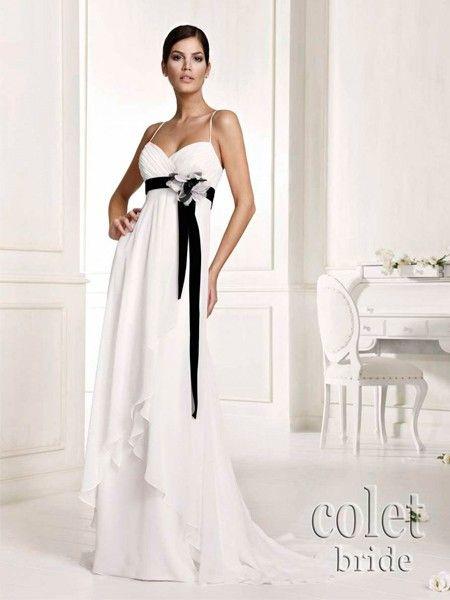 Свадебные платья в греческом стиле, идеи.