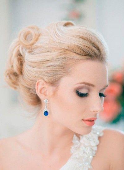 Идеи свадебных причесок в романтическом стиле