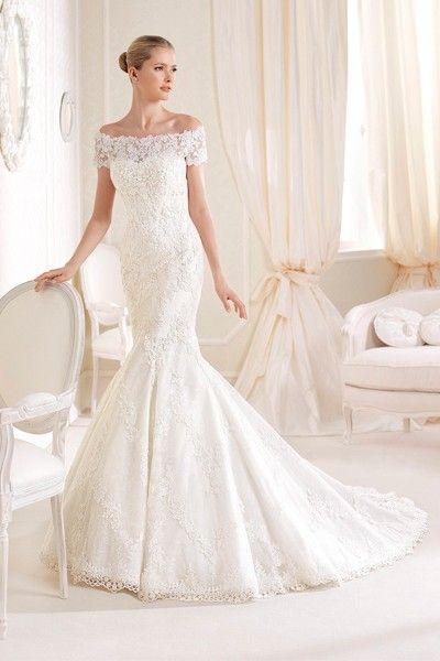 Свадебные платья в стиле Русалка 25 идей / О свадьбе