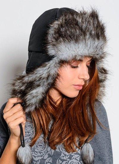Женские шапки с закрытыми ушами