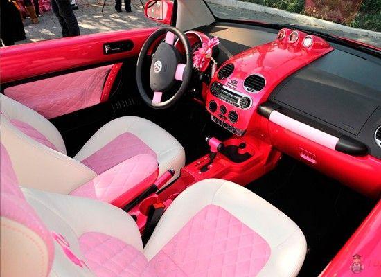 Варианты оформления женских авто