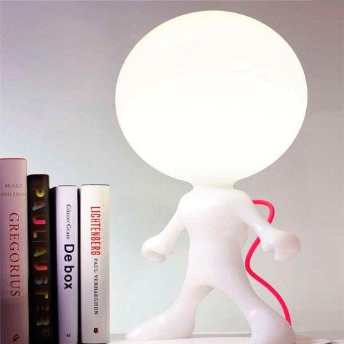 Настольные светильники, идеи.