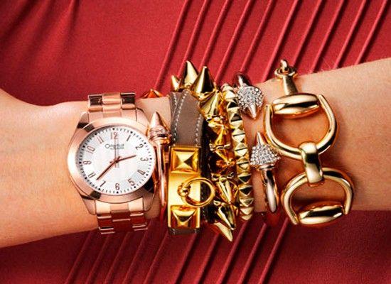 С чем носить часы на браслете