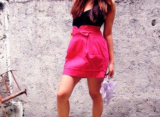 15. Юбка-тюльпан. Теперь в моде юбки-трапеции или классический карандаш.