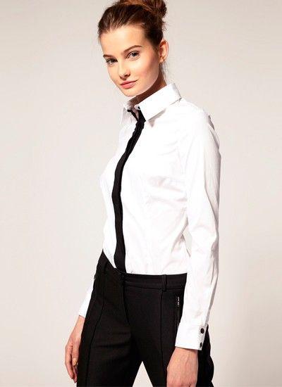 Офисная одежда для женщин, идеи.